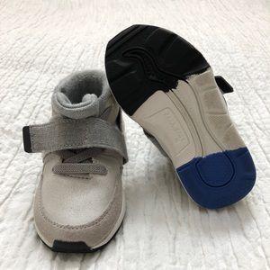 Zara Baby Toddler High-top Sneakers